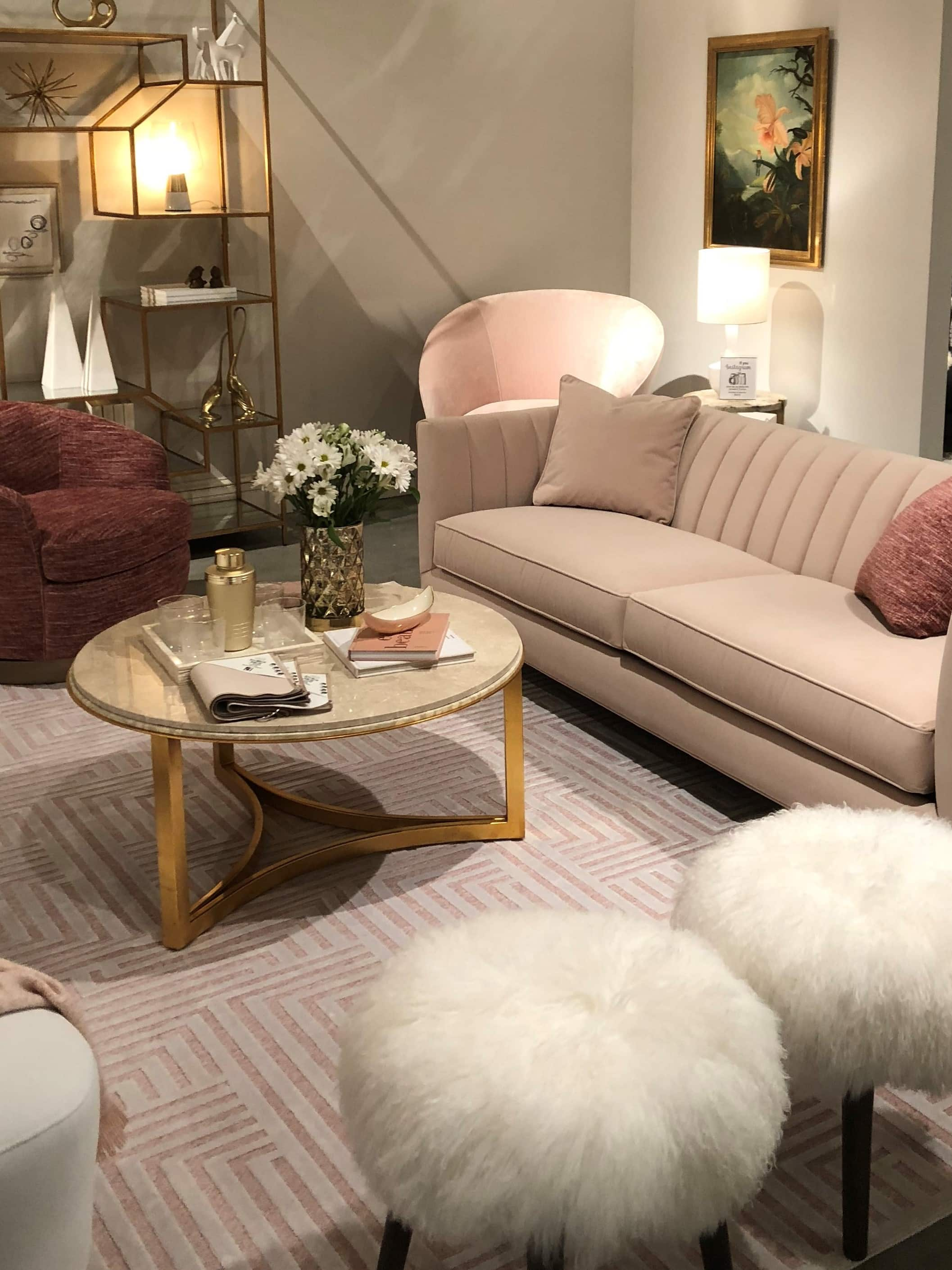 Highpoint Market - The Blush Trend