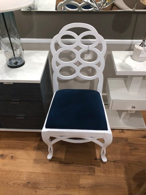 Highpoint Market - White Chair