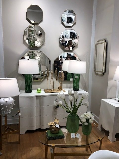 Highpoint Market - White and Green