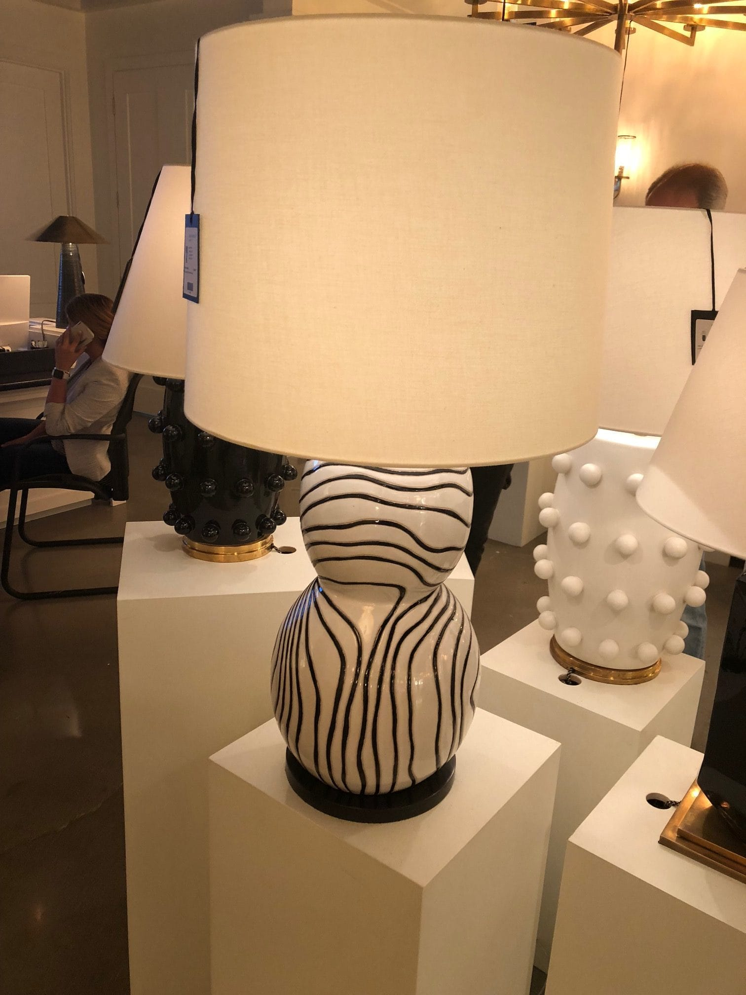 Highpoint Market - Kelly Wearstler Lamp