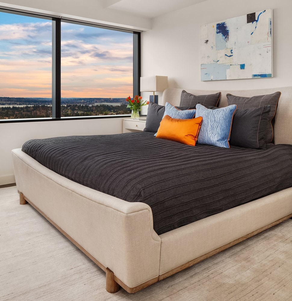Lincoln Tower High Rise Bellevue Bed Design