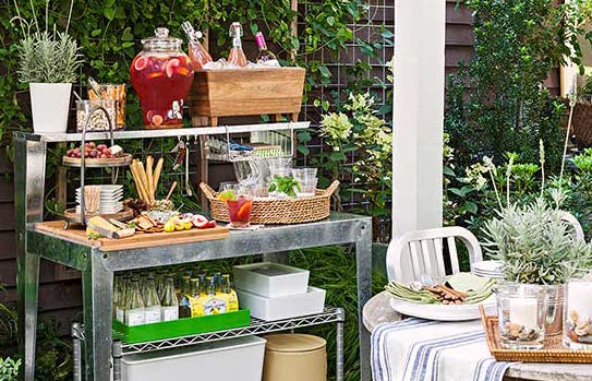 Summer Living – How to create easy backyard fun for kids and entertaining
