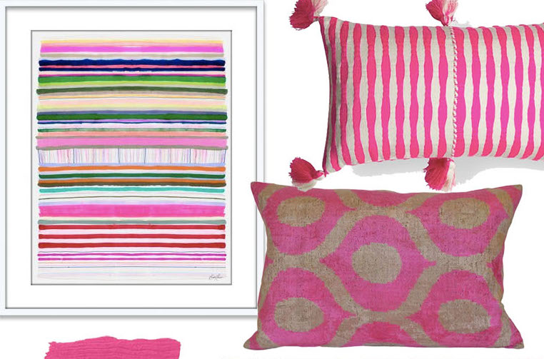 Color Crush: Hot Pink!