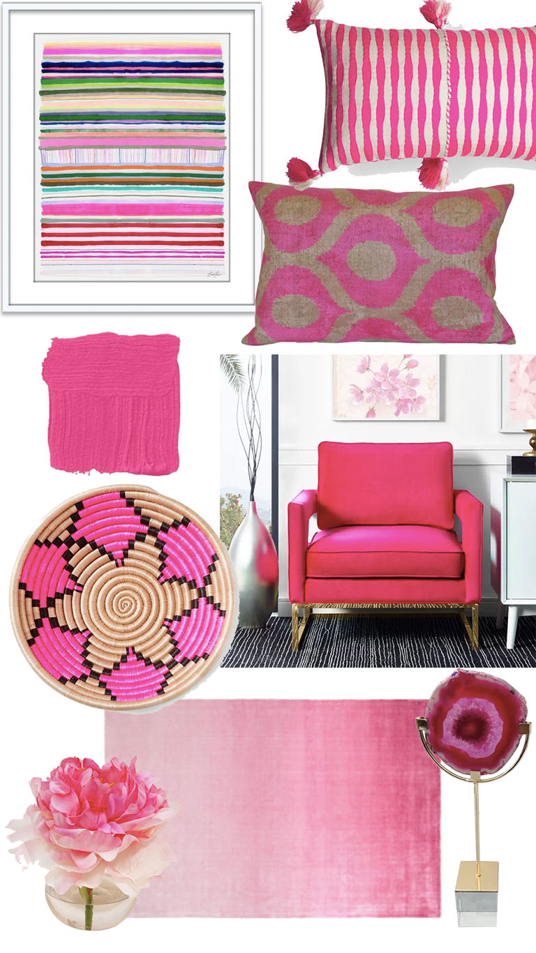 Color Crush Hot Pink
