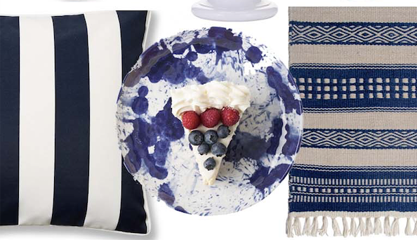 Color Crush: Red, White and Blue