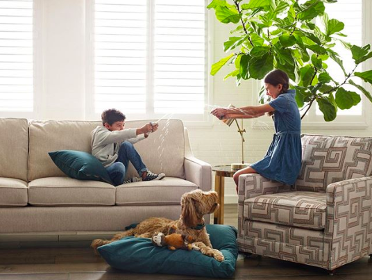 3 tips for designing a kid-friendly home