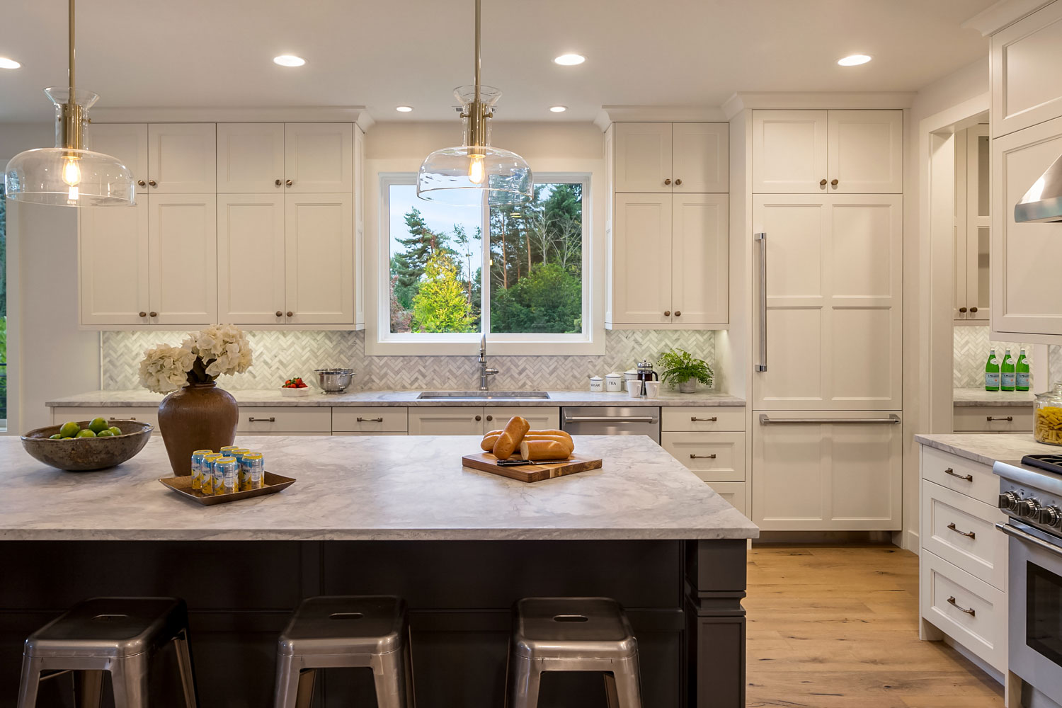 Belvedere Bellevue Wa Kitchen Design