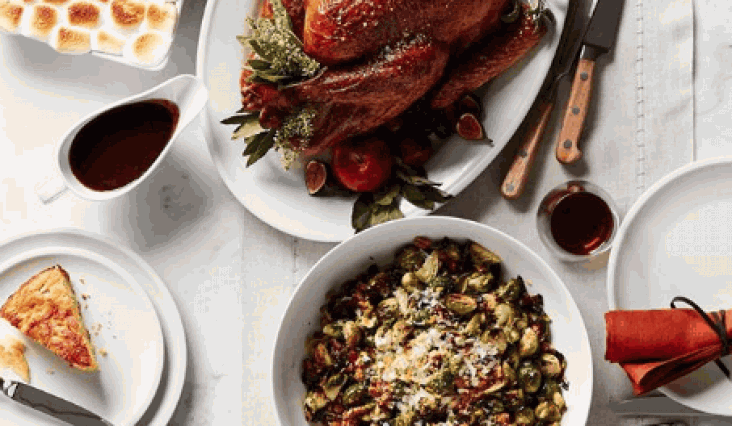 Holiday Prep-Baking and Meal Prep