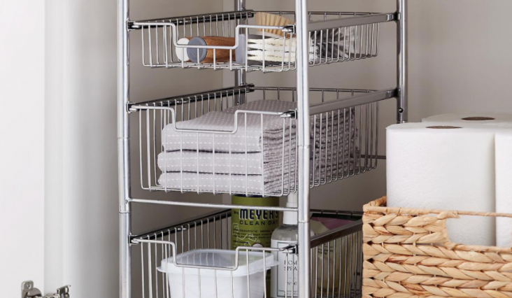 Kitchen & Bathroom Sinks – Tips to maximize your sink cabinet storage
