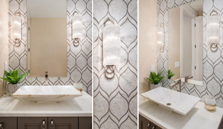 Styling your Powder Room in 3 Easy Steps