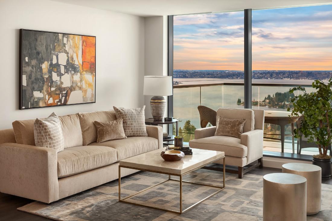 Bellevue Wa Interior Design Michelle Yorke