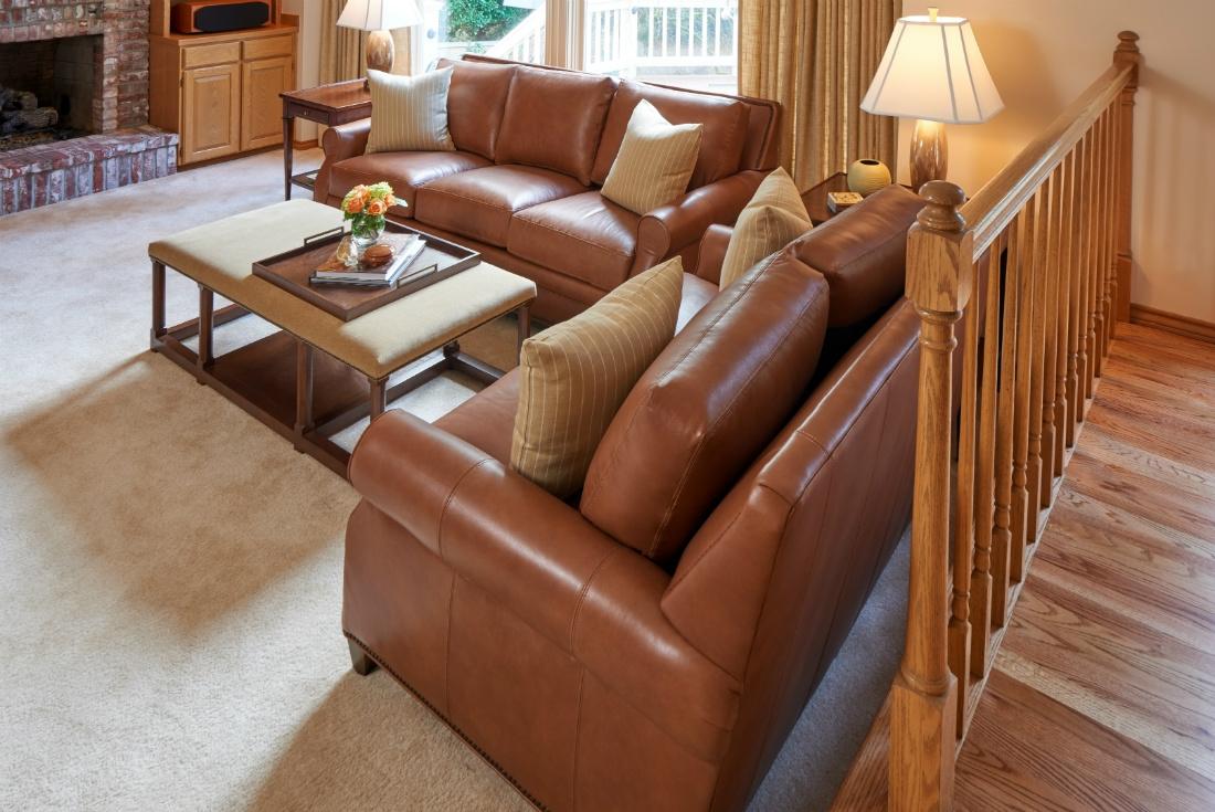interior-design-bellevue-wa-michelle-yorke-leather-couches
