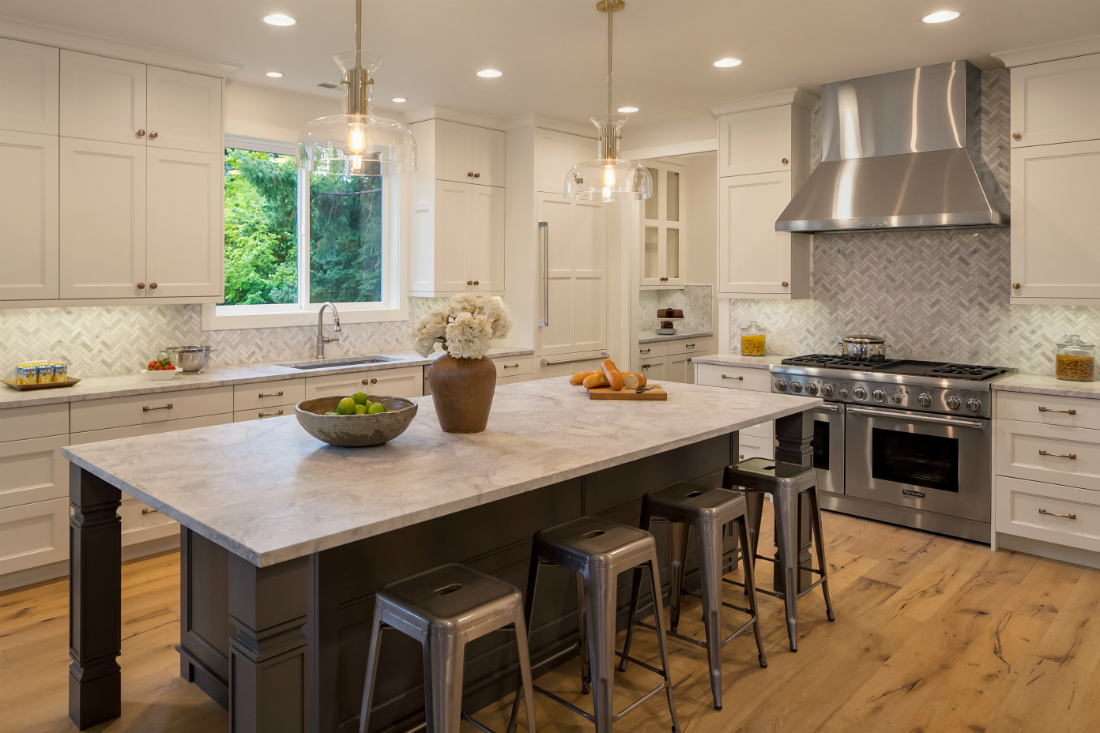 Michelle Yorke mercer island Wa Interior Design Kitchen Design