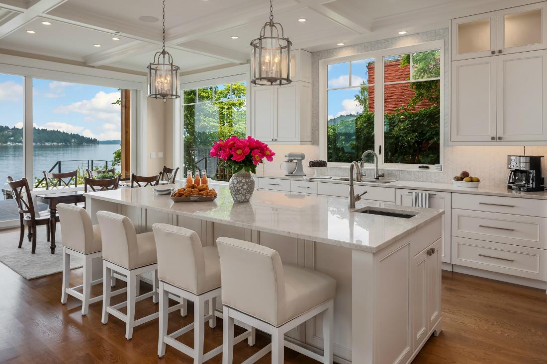 Sammamish Wa Kitchen Design Michelle Yorke Interior Design
