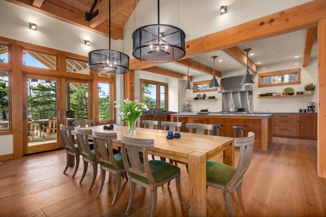 wooden-dining-table-open-floor-plan-interior-design